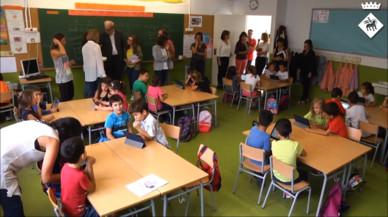 La 'Xarxa d'Innovació Educativa' de Viladecans despierta interés internacional