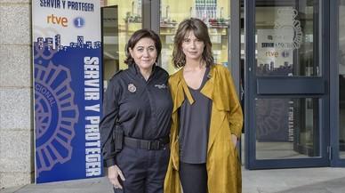 Les policies de 'Servir y proteger' prenen el relleu de 'Seis hermanas' a TVE-1