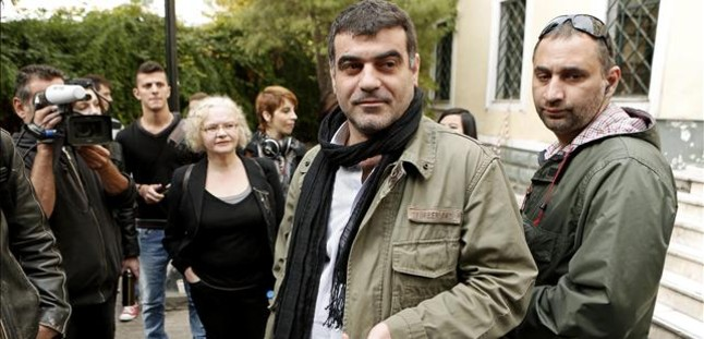 Un tribunal de Atenas absuelve al periodista griego Vaxevanis