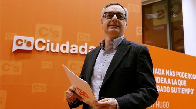 Ciudadanos explicita que nunca dará el 'sí' a un Gobierno presidido por Sánchez