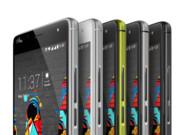 Wiko presenta el 'smartphone' Fever Special Edition.