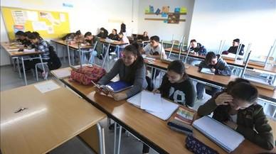 La Mina desafia el fracàs escolar