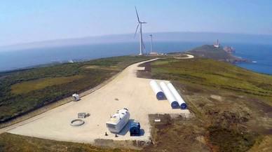 Gas Natural Fenosa invertirá 200 millones en un parque eólico en Galicia