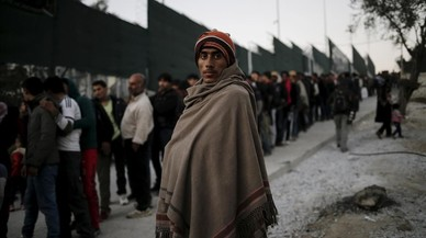 Una niña siria de cinco años muere en un campo de refugiados de Grecia