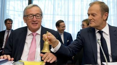 La UE marca la ruta de reformes que aplicarà després del 'brexit'