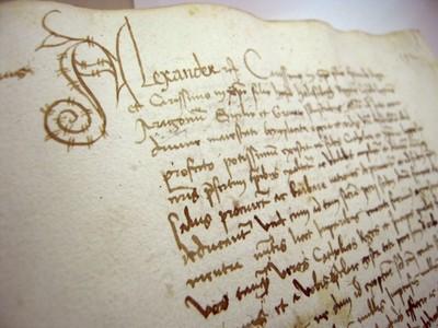 Los funcionarios del papa Alejandro VI escribieron dos bulas sobre quien debía ser el propietario del Nuevo Mundo.