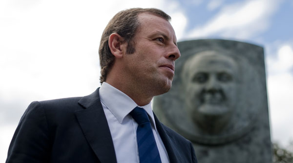 Entrevista con Sandro Rosell