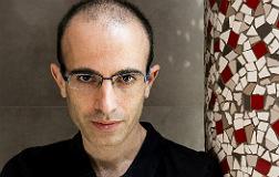 El historiador israel� Yuval Noah Harari, el pasado jueves en Barcelona
