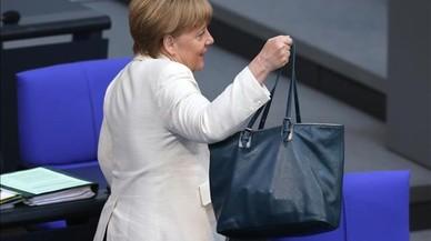 Merkel i el seu equip de Govern s'apugen el sou