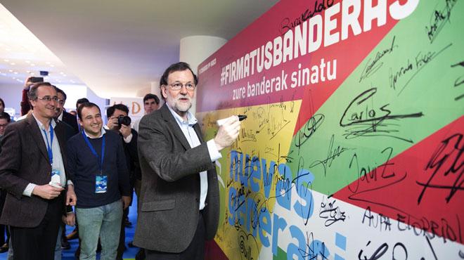 Rajoy: Aplicaré la ley.