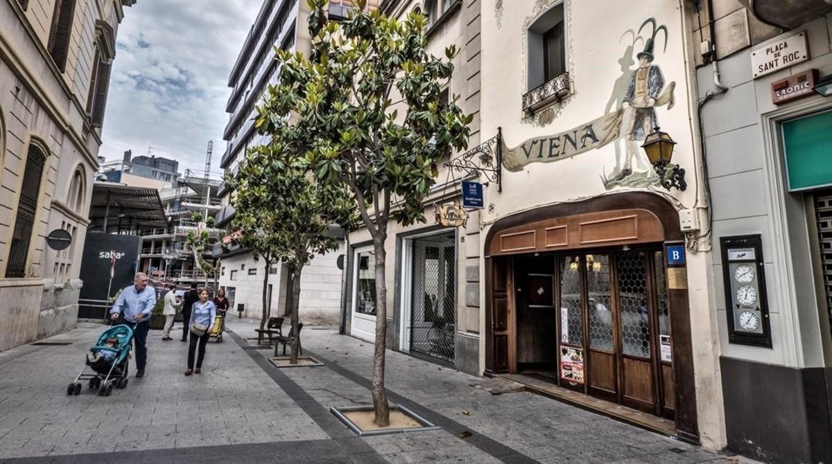 viena abre su nuevo restaurante en el centro de sabadell