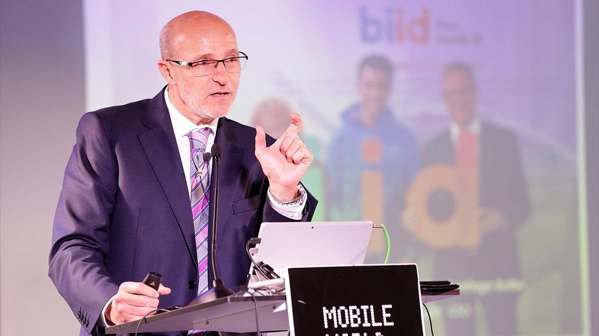 Carlos Grau, nuevo director de Mobile World Capital