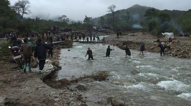 Un tifó obliga Corea del Nord a demanar ajuda a la comunitat internacional