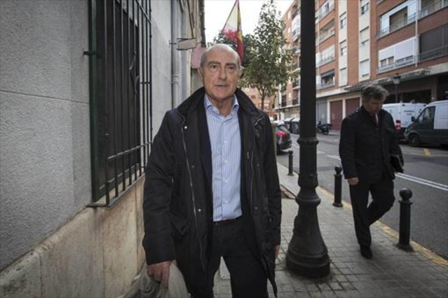 El PP suspende de militancia a los concejales de Valencia imputados en el 'caso Imelsa'
