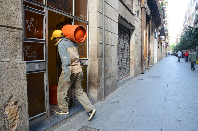 La bombona de butano sube el 4,89%, hasta los 13,52 euros