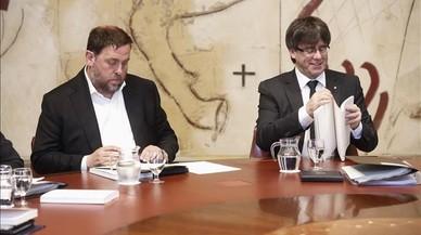 """El Govern pide a Rajoy una respuesta """"concreta"""" a la oferta formal de negociar el referéndum"""