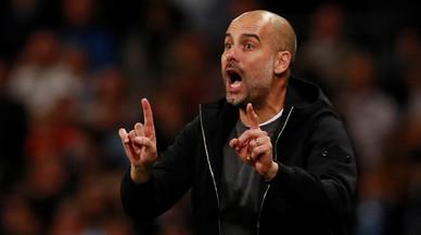 Guardiola dedica la victòria del City als Jordis