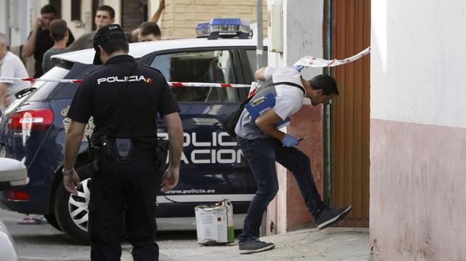 Nuevo crimen machista en Sevilla.