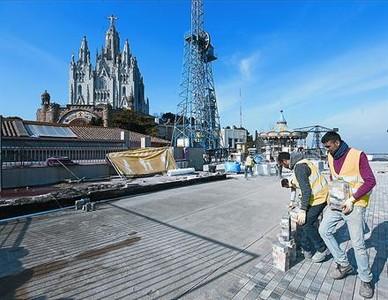 Goya que pint 39 el alba il herido 39 ahora tendr a que for Albanil barcelona