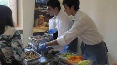 Tallers de cuina i degustacions a Santa Coloma per la Setmana de la Ciència