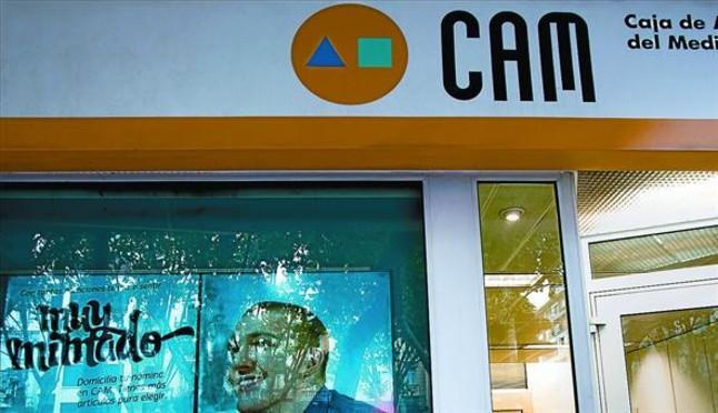 El banco de espa a interviene la cam y releva a sus gestores for Caja madrid particulares oficina internet