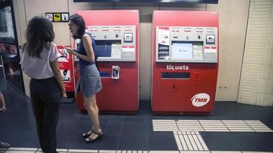 Una avería deja sin billetes las máquinas del metro durante 4 horas