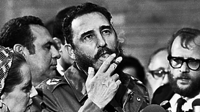 Cançons d'amor i odi a Fidel Castro