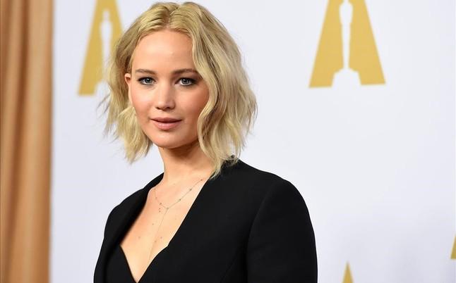 Jennifer Lawrence dona dos millones de d�lares a un hospital infantil
