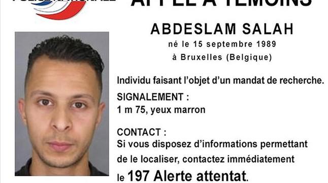 Salah Abdeslam, el huido de los atentados de París, logró escapar de la redada del martes en Bruselas
