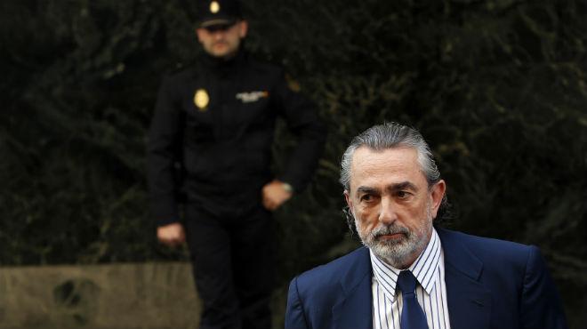 Correa i 'el Bigotes' es neguen a declarar davant el jutge Ruz