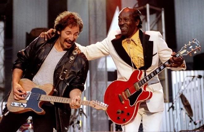 Chuck Berry, el patró del rock'n'roll