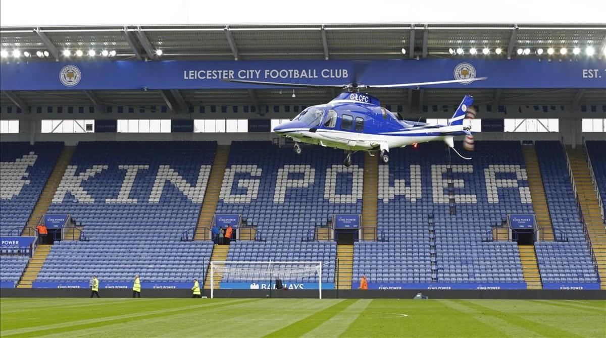 El Leicester logra otro triunfo por 1-0 y sobrevuela un título histórico