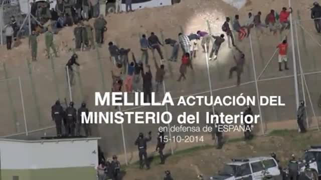 L'immigrant apallissat a la tanca de Melilla té un ronyó malmès