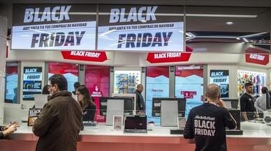 Llista de botigues amb ofertes pel Black Friday 2017