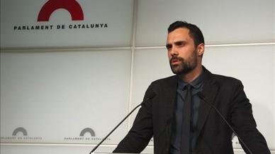 Junts pel Sí llevará a los tribunales las conclusiones de la comisión sobre la 'operación Cataluña'