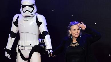Carrie Fisher no 'ressuscitarà' digitalment a 'Star Wars'