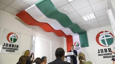 La extrema derecha echa raíces en Hungría