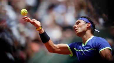 Nadal segueix la seva marxa a Roland Garros