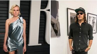 Diane Kruger y Norman Reedus salen juntos