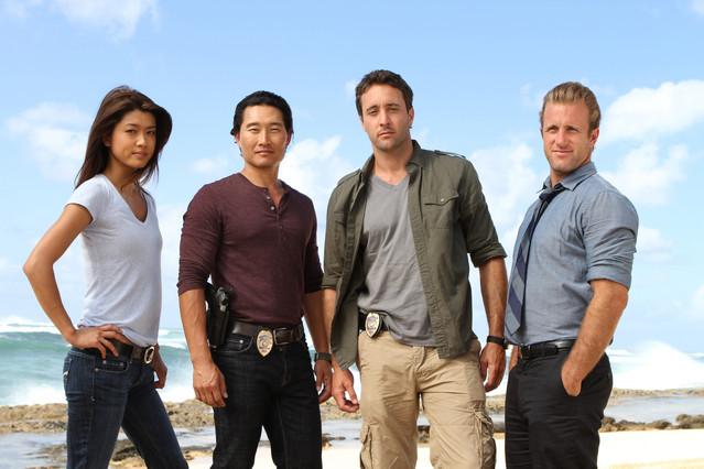 Cuatro estrena la nueva versi�n de la veterana serie 'Hawai 5.0'