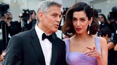 Los Clooney acogen a un refugiado iraquí