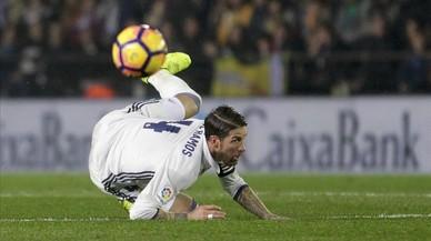 """Ramos: """"¿Piqué? No entraré en la polèmica"""""""
