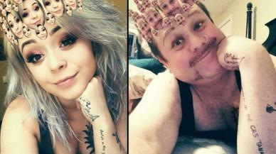 El pare que troleja la seva filla a Instagram ja la dobla en seguidors