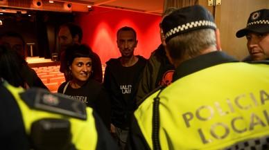 La policía cancela un acto de Anna Gabriel en Euskadi