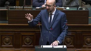 El primer ministro belga apuesta por una mediación si fracasa el diálogo Catalunya-España