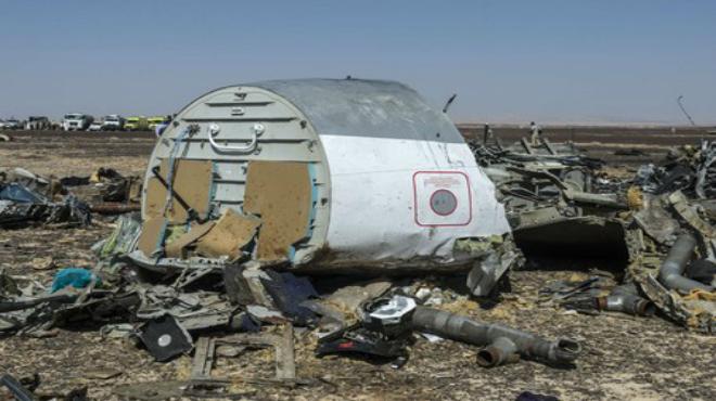 """Accident al Sinaí: El Govern rus diu que l'avió """"es va destruir a l'aire"""""""