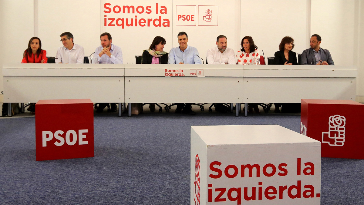 El PSOE no contempla aplicar el artículo 155.