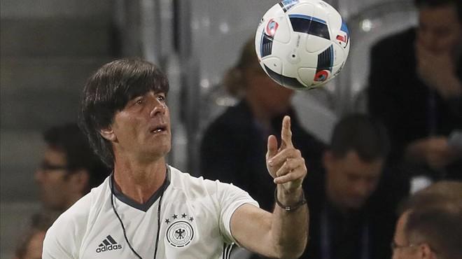 Alemanya no vol sorpreses contra Ucraïna