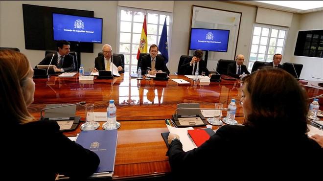 Rajoy reuneix el Consell de Seguretat, que abordarà la situació a Veneçuela