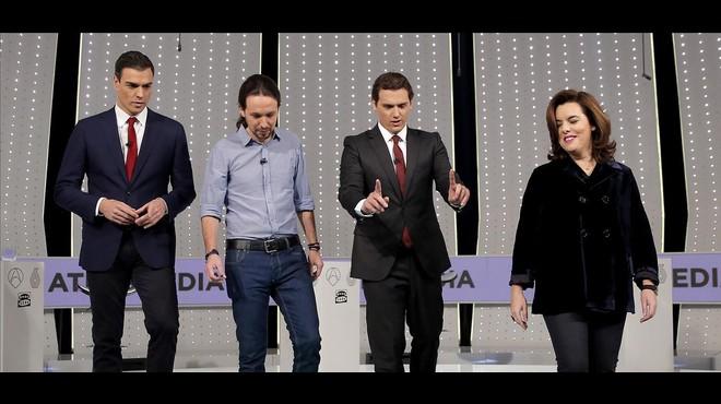 La història dels debats electorals a Espanya